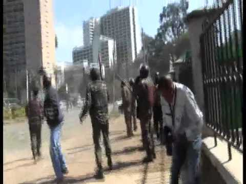 Star journalist has equipment damaged in clashes between Khalwale, Kidero supporters