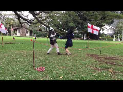 SSG Honolulu 2017 Pas d'Armes Feb - R3 - Brian v. Kate