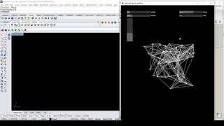 From Sound to Form - Generative Design (Grasshopper + Processing)