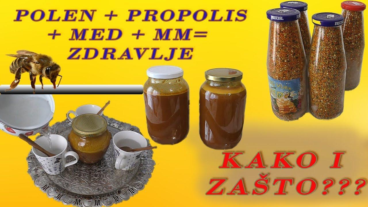 A prosztatis propolis népviselet kezelése