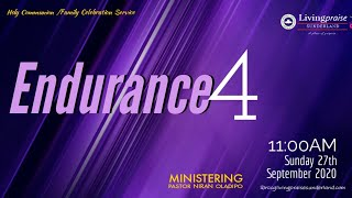 Family Celebration Service  // ENDURANCE 4
