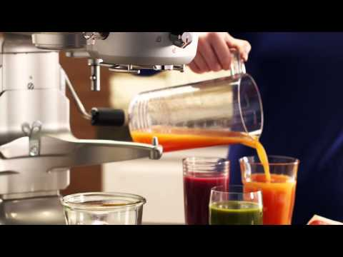 KitchenAid® Stand Mixer - Juicer and Sauce Attachment