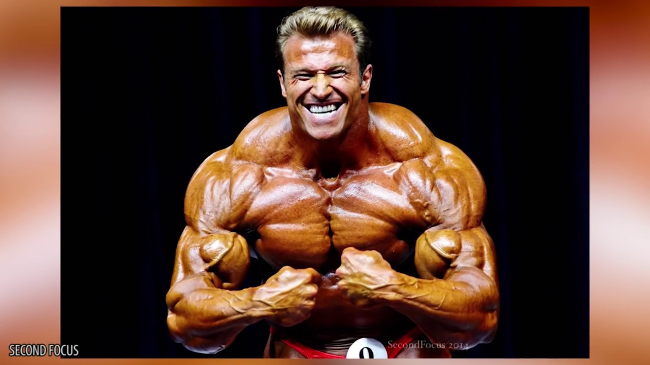 The Strongest Bodybuilders In The World