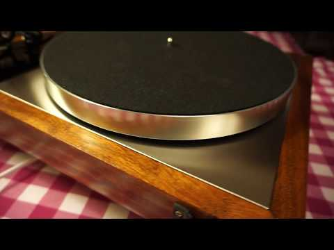 Absolutely beautiful Linn LP12 _$1,600 USD without tonearm_sold to Tom