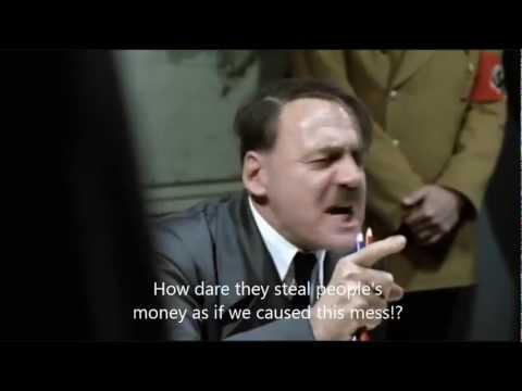 Hitler Bails Out Cyprus