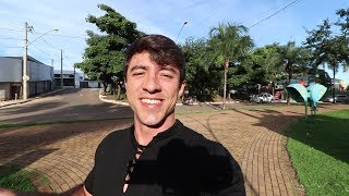 Conhecendo Goiânia! Parque Cascavel! #1