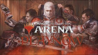 PlayNow: Magic the Gathering Arena | PC Gameplay