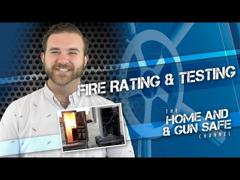 Liberty Safe's Fire Certification Process