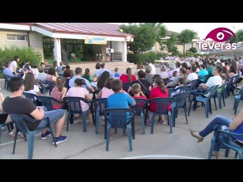 El Colegio público Virgen de la Sierra celebra su 40 aniversario