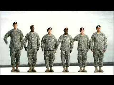03351f38626 Army Families - Army Strong - YouTube
