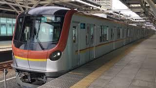 【ゆうらくちょうせん】東京メトロ有楽町線 17000系@西武池袋線 石神井公園駅