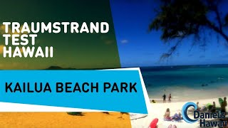Kailua Beach Park in Hawaii auf Oahu - Traumstrand Hawaii!