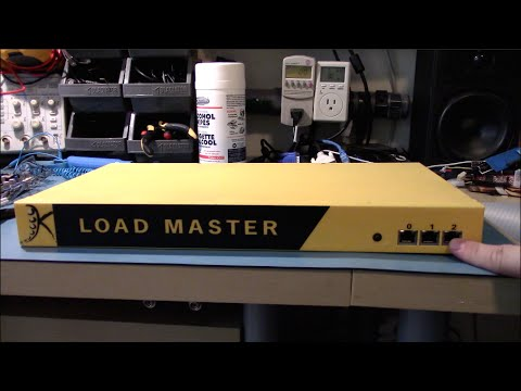 Kemp LoadMaster 1500 Load Balancer LM-1500