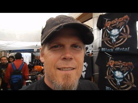 Venom - Mexico City 2016 - Tour of bootleg...