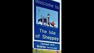 Leysdown & The Isle Of Sheppey  - Ariel View  - Holiday Parks