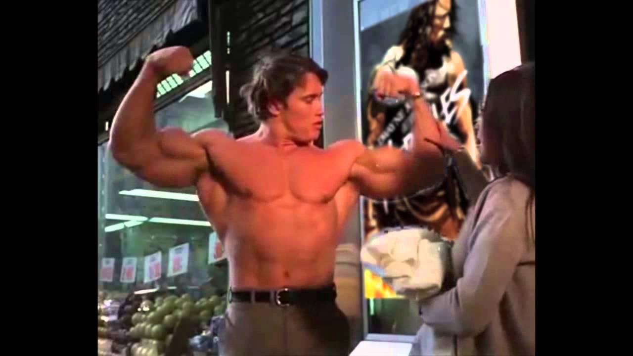 Arnold Schwarzenegger Vs Dwayne Johnson 42047 | DFILES