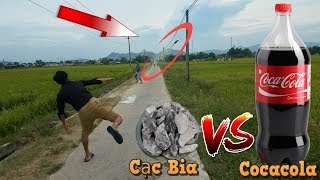 TXT - Nghịch Ngu Cho Cạc Bia (CaC2) Vào Cocacola : Và Cái kết