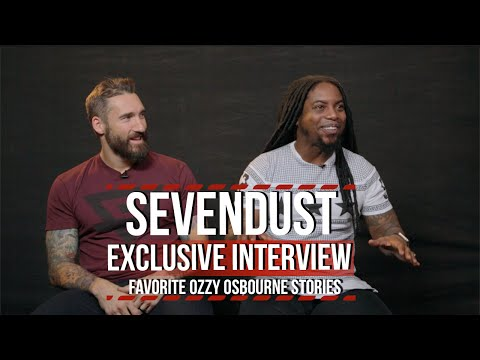Sevendust's Favorite Ozzy Osbourne Stories