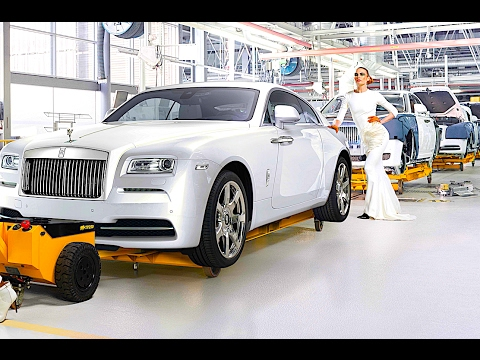 Rolls-Royce Wraith Bespoke – Inspired by Fashion Rolls-Royce Wraith Interior Bespoke 2017 CARJAM