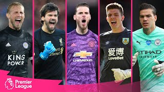 Premier League Goalkeepers With Most Clean Sheets | 2019/20 | Alisson, Pope, Ederson