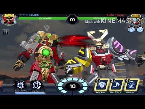 Using Energy Regeneration against Samurai with Thunder