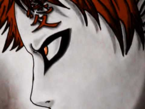 Artemis VS Gaara- Poker Face