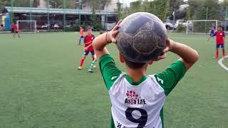 Фк. СТС Кайрат  (звезда) 2007 Г - Олжа спорт 2007 Г 2 тайм (4-3) товарняк 2018 Г