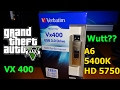 Playing GTA V from USB ?! (Verbatim VX 400 128 GB)