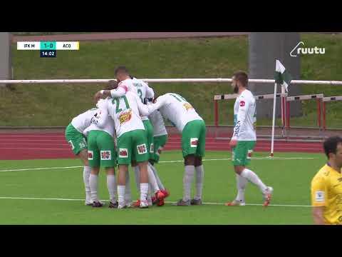 ACOTV Dekofloor ottelukooste: IFK Mariehamn - AC Oulu 9.5.2021 (Veikkausliiga)