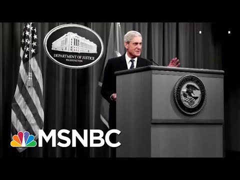 What We Can And Cannot Expect To Hear From Mueller, He Testifies To Congress | The 11th Hour | MSNBC