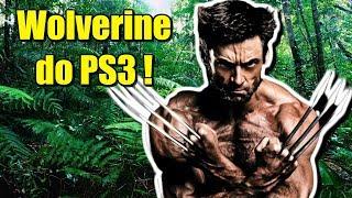 O Game do WOLVERINE no PS3 !