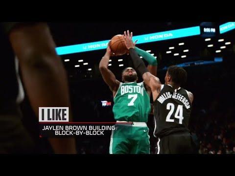 Jaylen Brown building block-by-block on Celtics | ESPN