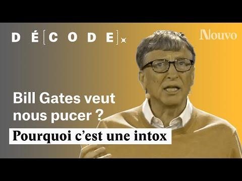 Pourquoi Bill Gates est devenu la cible favorite des complotistes