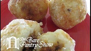 Stuffed Potato Balls/ Papas Rellenas