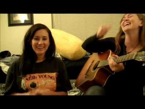 Johnny Got a Boom Boom cover - Danielle&KB