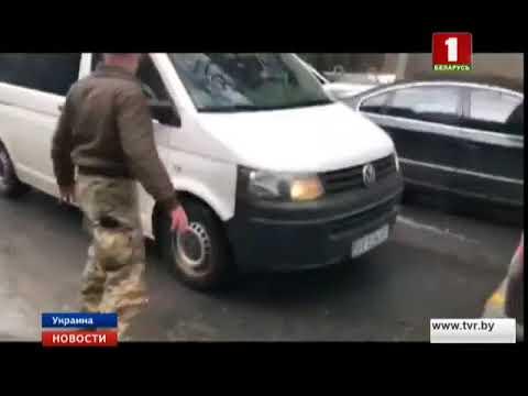 Михаил Саакашвили выложил в сеть видео его задержания