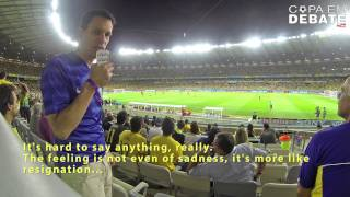 GERMANY (ALEMANHA) 7 X 1 BRAZIL - WORLD CUP 2014 w/ Engl. subs