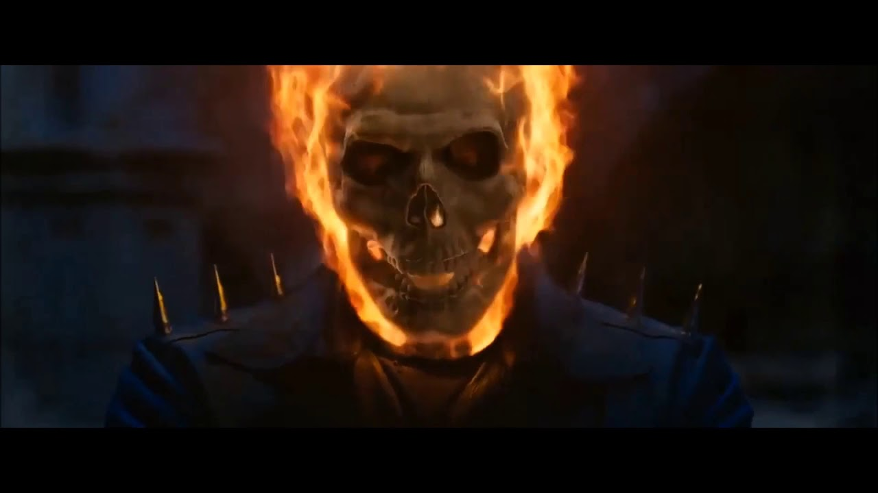 All Ghost Rider Transformations - Movies (100,000 Views)