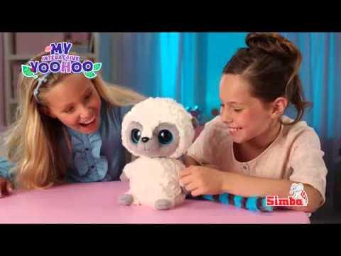 Юху и его друзья Мягкая Игрушка 12 см 65109 Сова - YouTube