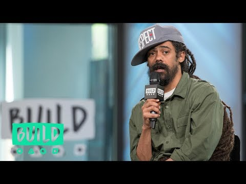 "Damian ""Jr. Gong"" Marley On His Album, ""Stony Hill"""