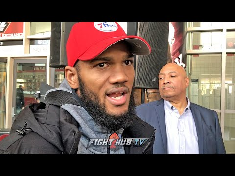 """JULIAN WILLIAMS """"I DONT CARE WHAT JARRETT HURD IS DOING WITH HIS CAREER!"""""""