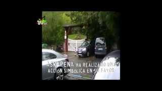 Acción en solidaridad con los y las jornaleras andaluzas