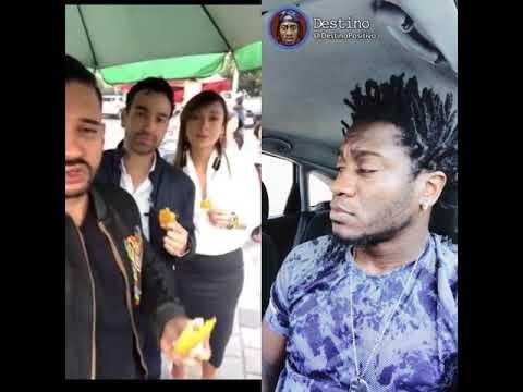 El que coma empanadas en las calles de colombia 🇨🇴 será multado 😳