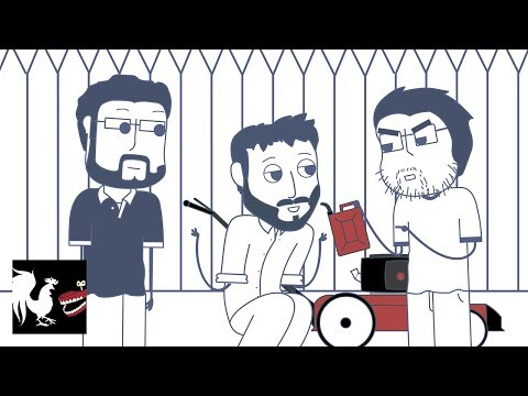 Nuthin Like Huffin - Rooster Teeth Animated Adventures