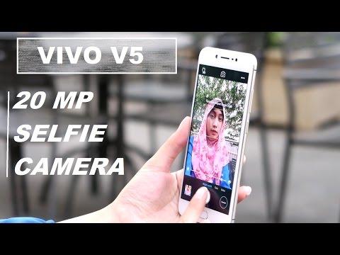 Review Vivo V5 Indonesia - selfie camera yang Perfect