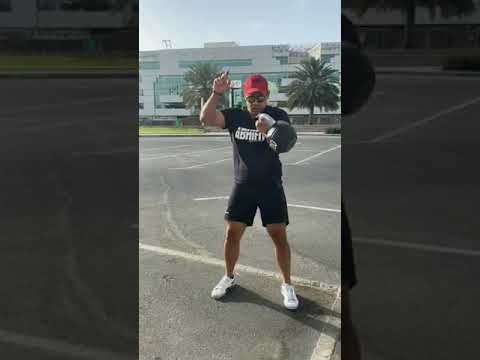 Home Workouts 3 -  Kettlebell Quick Sweat Breaker - Abhinav Malhotra
