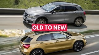 2017 / 2018 Mercedes-Benz GLA