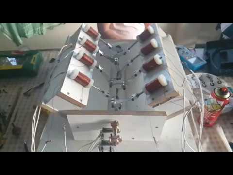 d05f2d5698c V8 - Eletromagnético como modelo para motores elétricos - YouTube