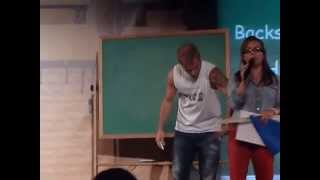 Backstreet Boys Cruise 2013 - Are You Smarter Than A Backstreet Boy