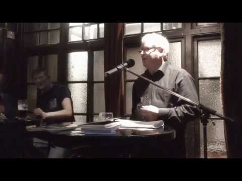 Pat Power reads Michael Hogan's Drunken Thady & the Bishop's Lady
